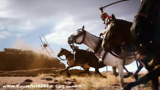 Battlefield 1 Battlehorse