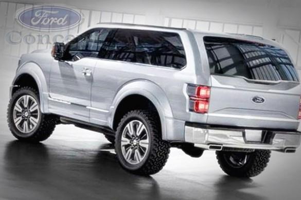 2017 Ford Bronco >> 2017 Ford Bronco Klik Otomotif