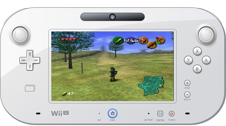 Best games on wii u virtual console