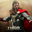 News: Hot Toys previews Thor: The Dark World - 1/6th scale Thor Collectible Figure