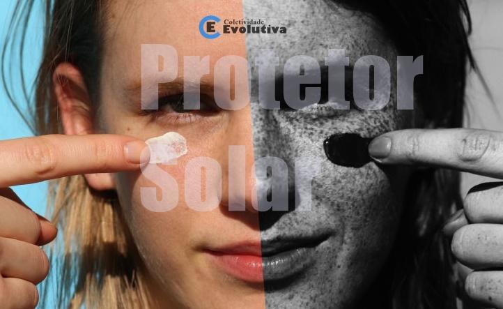 Protetor solar são químicos e absorvem na corrente sanguínea onde podem promover câncer