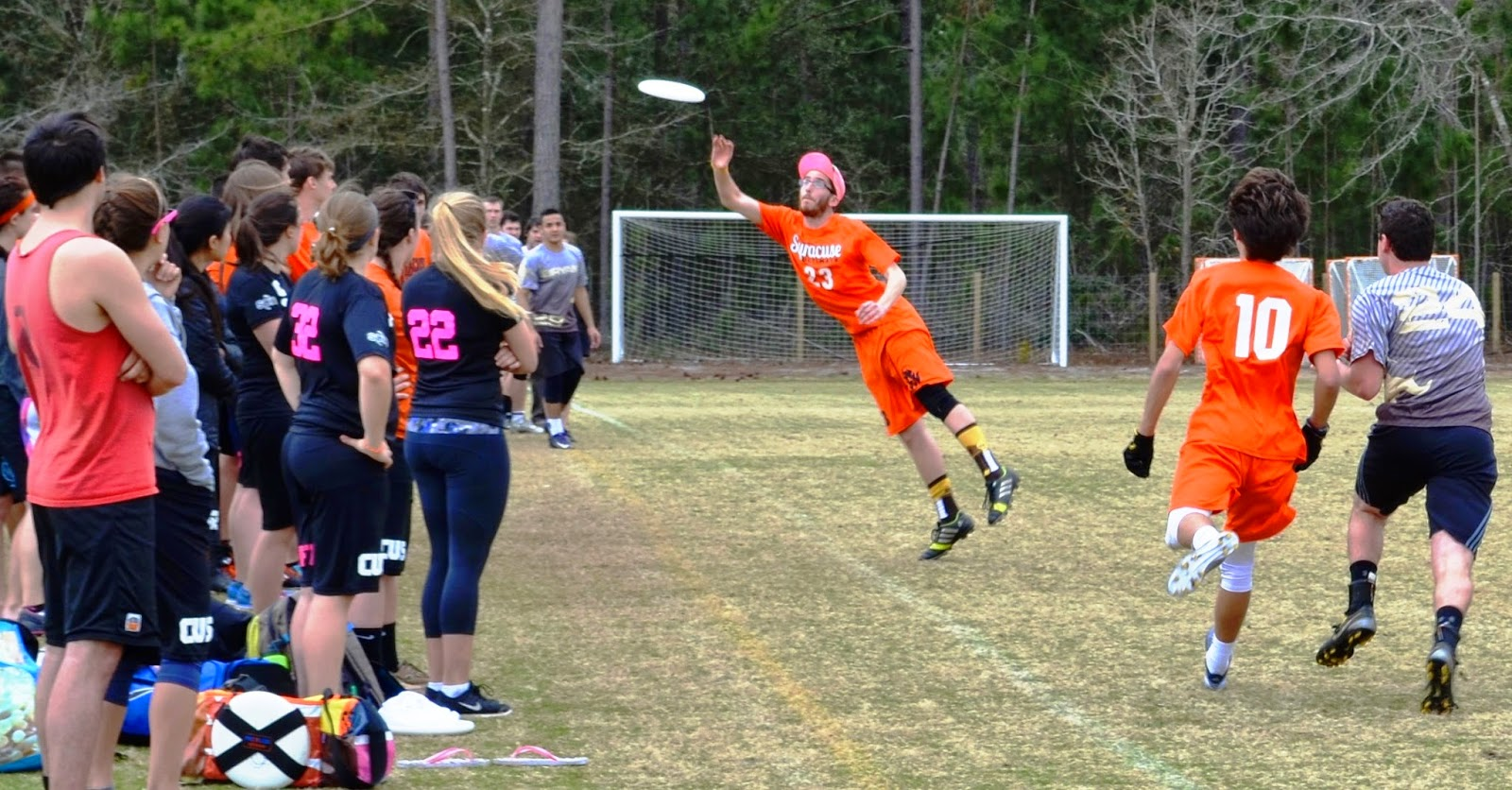 The City Of North Myrtle Beach And Disc Iple Sports Have Signed An Agreement To Keep High Tide Ultimate Frisbee Tournament In For