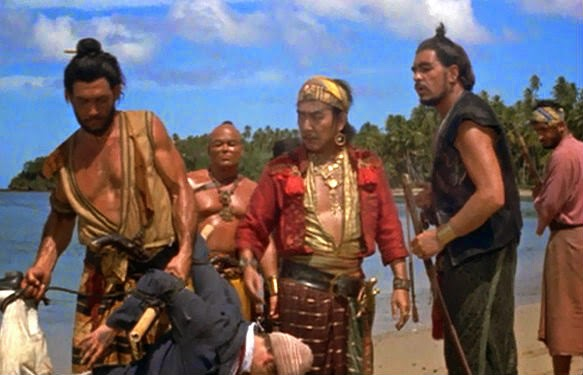 Silver Scenes - A Blog for Classic Film Lovers: Swiss Family Robinson (  1960 )
