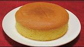 Sponge cake recipe for beginners - How to make