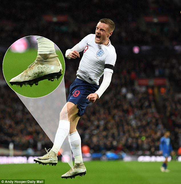 0230abd0638b Jamie Vardy to Leave Nike For Adidas - Leaked Soccer - Nike and ...