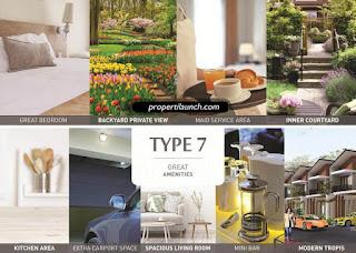 Rumah PRV Tipe 7 Feature