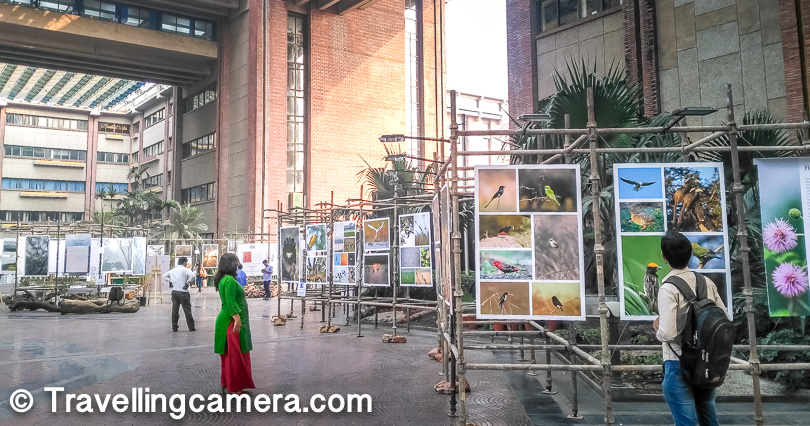Aravalliscapes, an exhibition curated by Aditya Arya that is currently on at the India Habitat Centre, highlights these aspects of the Aravallis and more. The exhibition is aligned with the ongoing Aravalli Utsav and the displays can be seen at Jor Bagh and Mandi House Metro stations, along with the India Habitat Center.