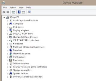 Fungsi device driver pada komputer