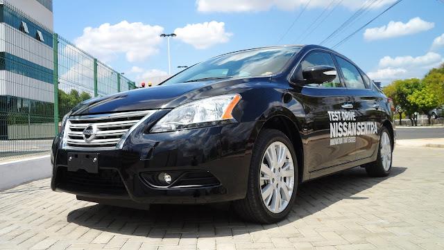 Nissan Sentra: os destaques do sedan médio