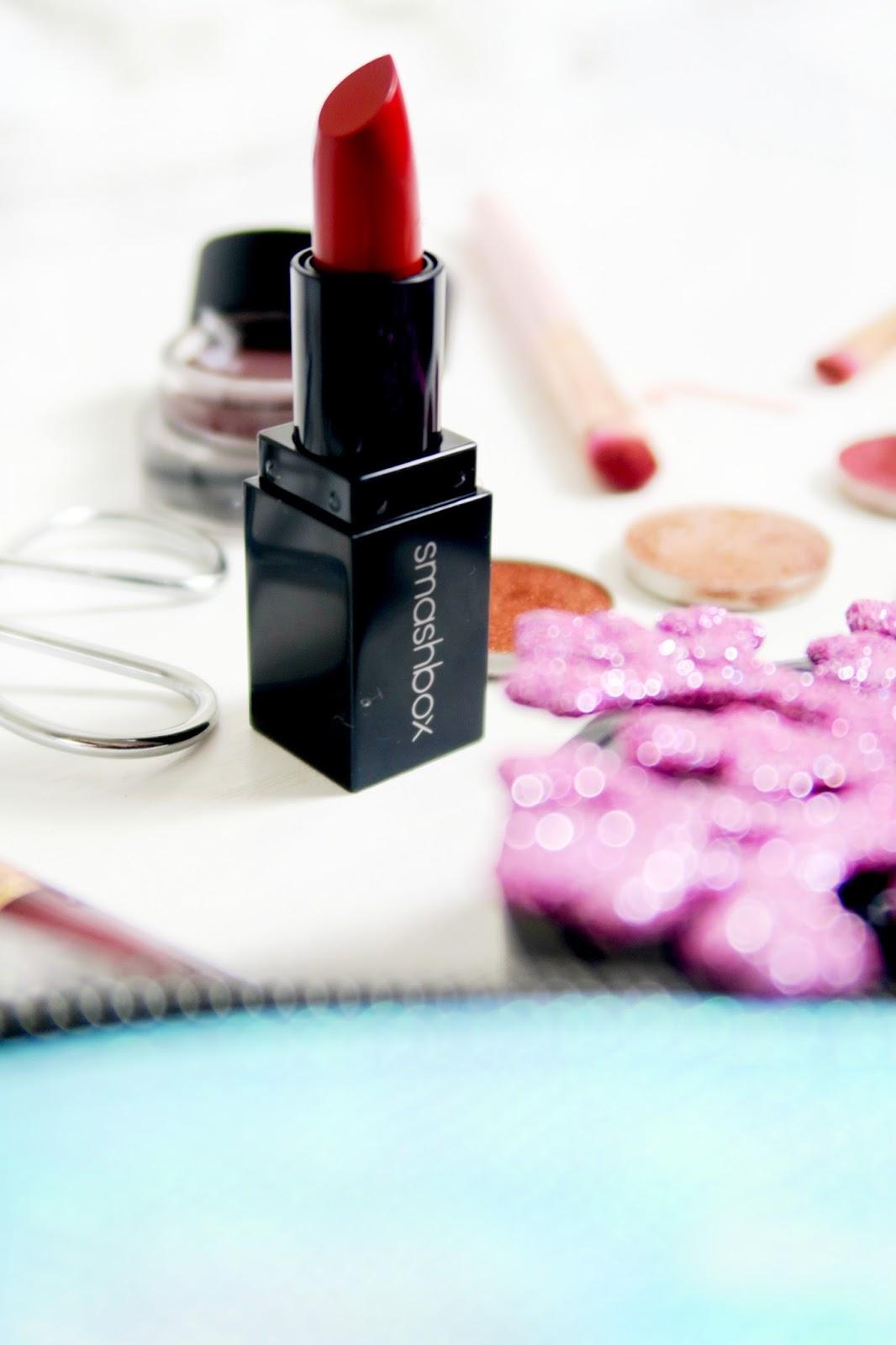 an image of winter make-up inside make-up bag