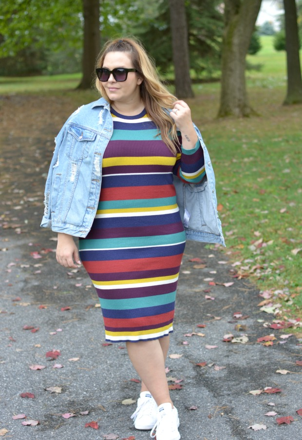c716209c5244 Who knew that being in almost mid October it would still be uncomfortably  hot outside and actually not sweater (dress) ...