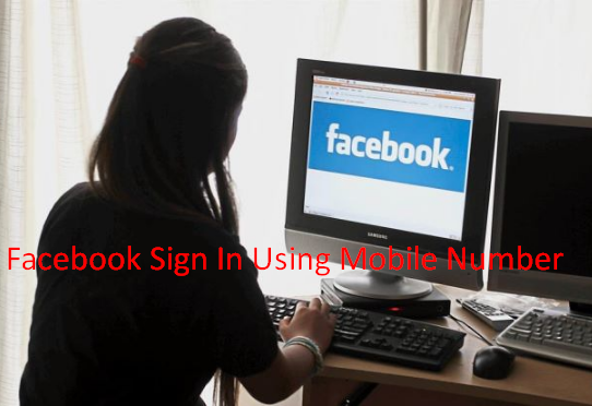 Facebook Sign In Using Mobile Number