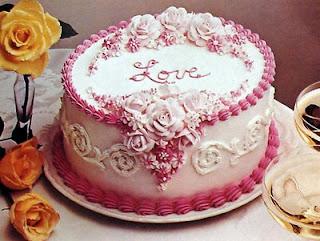 Contoh Hias Dan Kreasi Kue Tart Ulang Tahun Puenyem