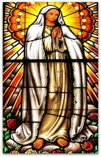 Nossa Senhora de Fátima - Igreja São João, São João do Polêsine (RS)