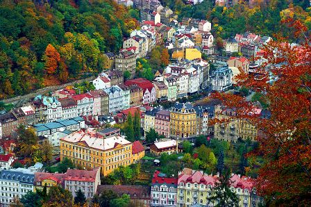 Karlovy Vary, Republik Ceko