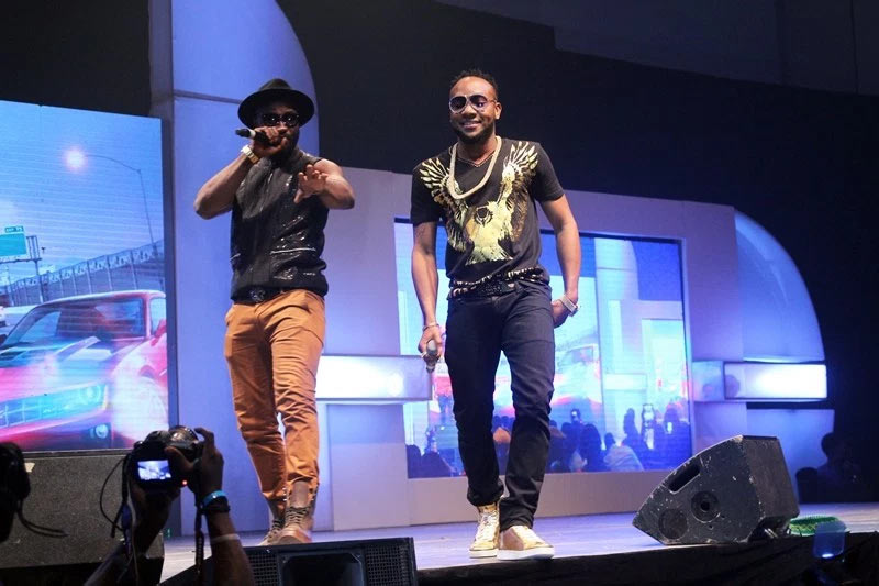 Harrysong: KCee is fruastrated because his career is dying