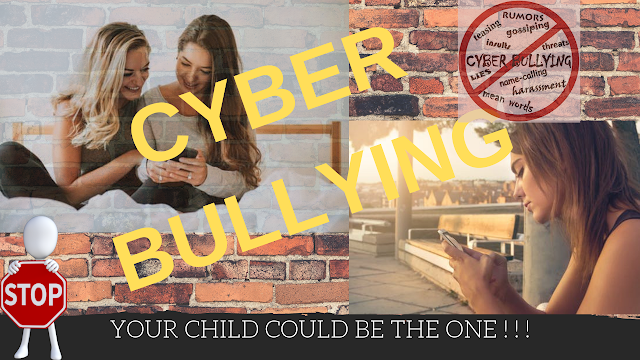 Cyber Bullying On Teenagers.  Your Child Could Be The One !!!