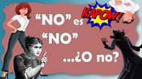 Cuando no, no necesariamente significa no. Vídeos educativos swinger