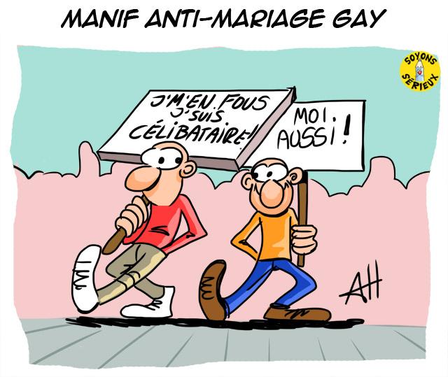 Positifs du mariage gay