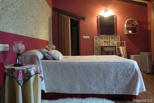 Alojamientos Castilla y León Posada de los Aceiteros habitación