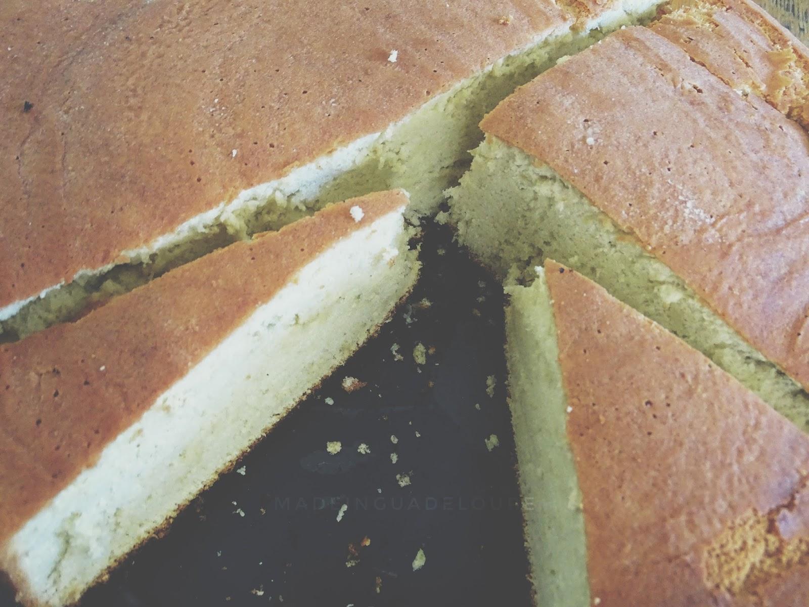 gateau fouette pain doux chaudo chodo chaudeau lait de poule guadeloupe antilles antillais caraibe caribbean french west indies eggnog france