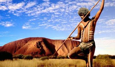 Suku Aborigin - Perjalan Seorang Diri