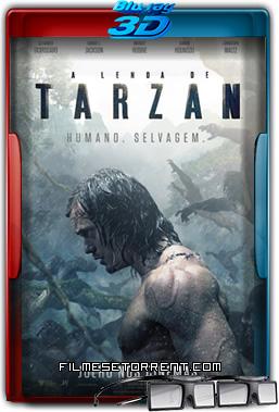 A Lenda de Tarzan Torrent