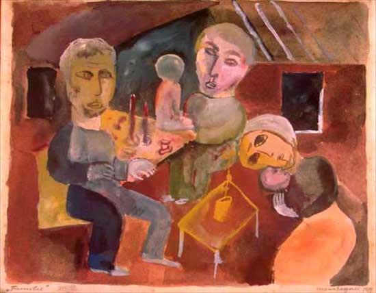 Resultado de imagem para criança e família - pinturas celebres