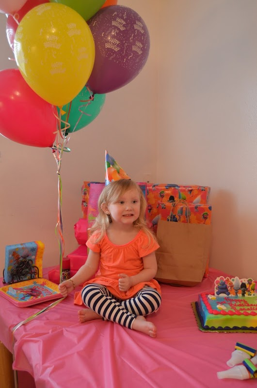 Rosalie's Birthday Party