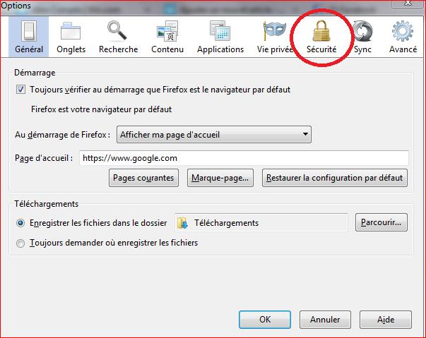 hacker les mot de passe facebook avec firefox