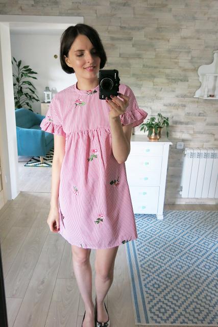 Sukienka | Embroidered dress ♥