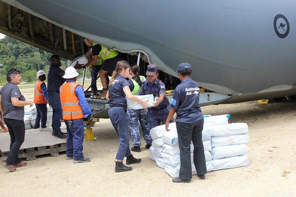 NZ to help with Papua New Guinea's relief after 7.5 magnitude quake