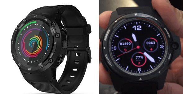 Zeblaze Thor 5 Vs Zeblaze Thor 4 SmarWatch Comparison
