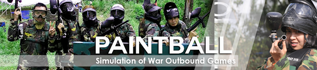 PAKET PAINTBALL | Aktifitas Gathering Outbound