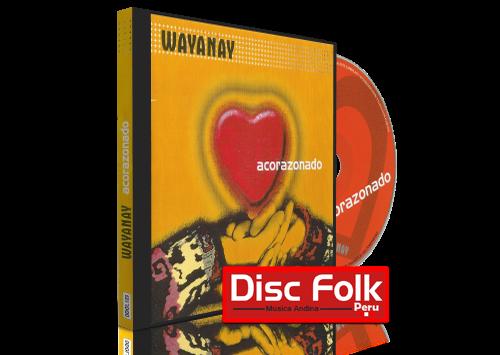 Wayanay - Acorazonado