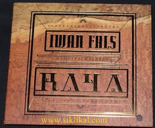 Iwan Fals album Raya 2013