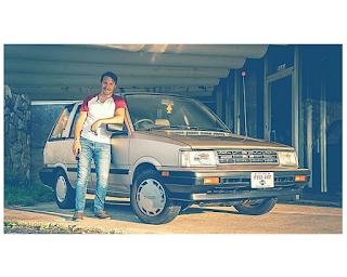 Nissan Stanza de 1988