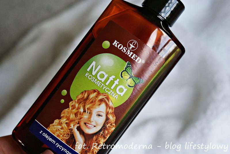 Nafta kosmetyczna z olejem rycynowym Kosmed  - zastosowanie i opinia