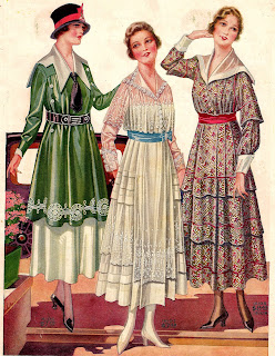 fashion vintage illustration stock dress images digital clipart