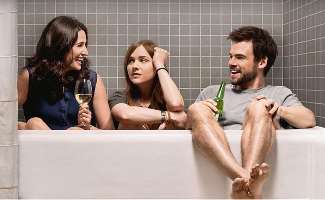 La serie Casual de Hulu, exclusiva de HBO España