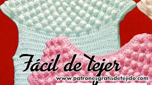Blusa Crochet para Verano Fácil de Tejer / Tutorial