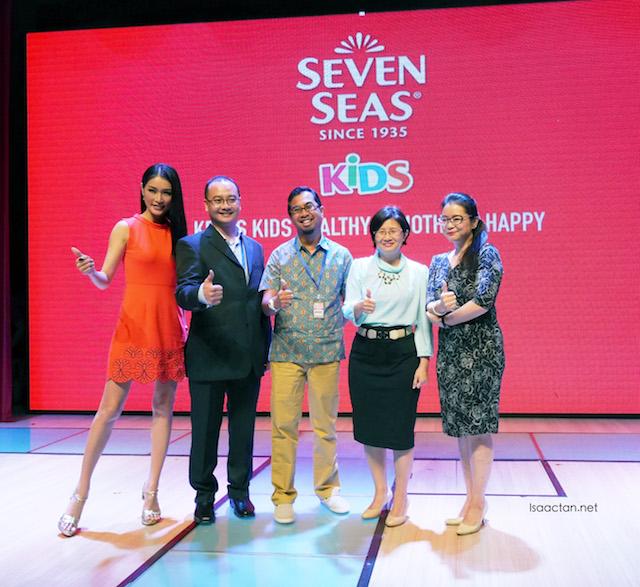 Seven Seas #DontWorryMom Campaign Launch @ Kidzania
