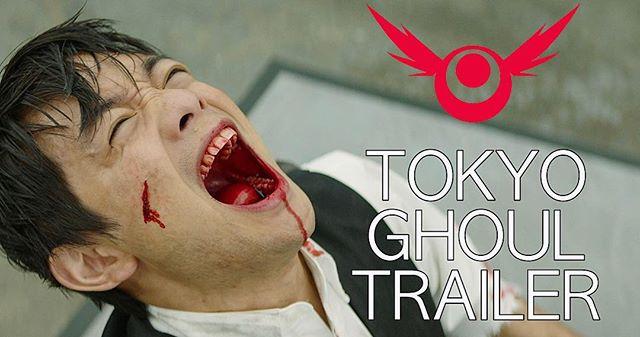 Re:Anime's Tokyo Ghoul - Jason vs Kaneki