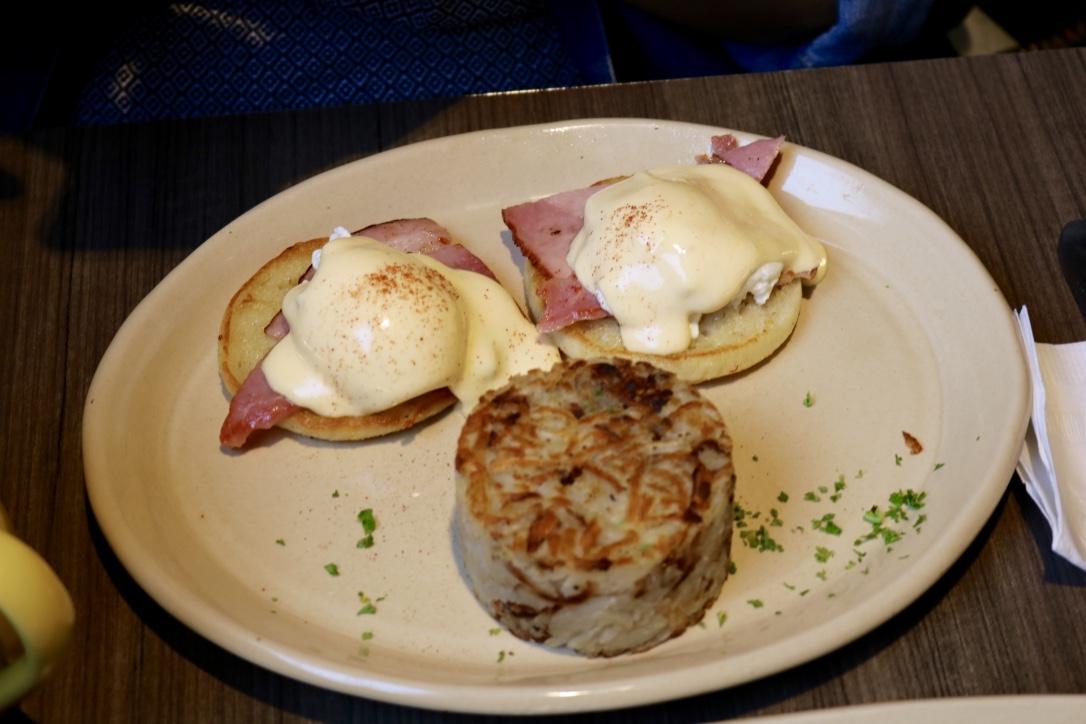 Eggs Benedict Snooze