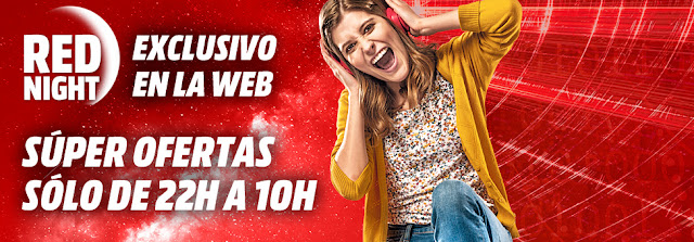 Mejores ofertas de la Red Night de Media Markt 31 enero 2017