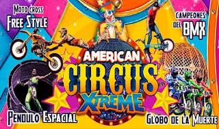 POS2 AMERICAN CIRCUS XTREME en Bogotá 2019