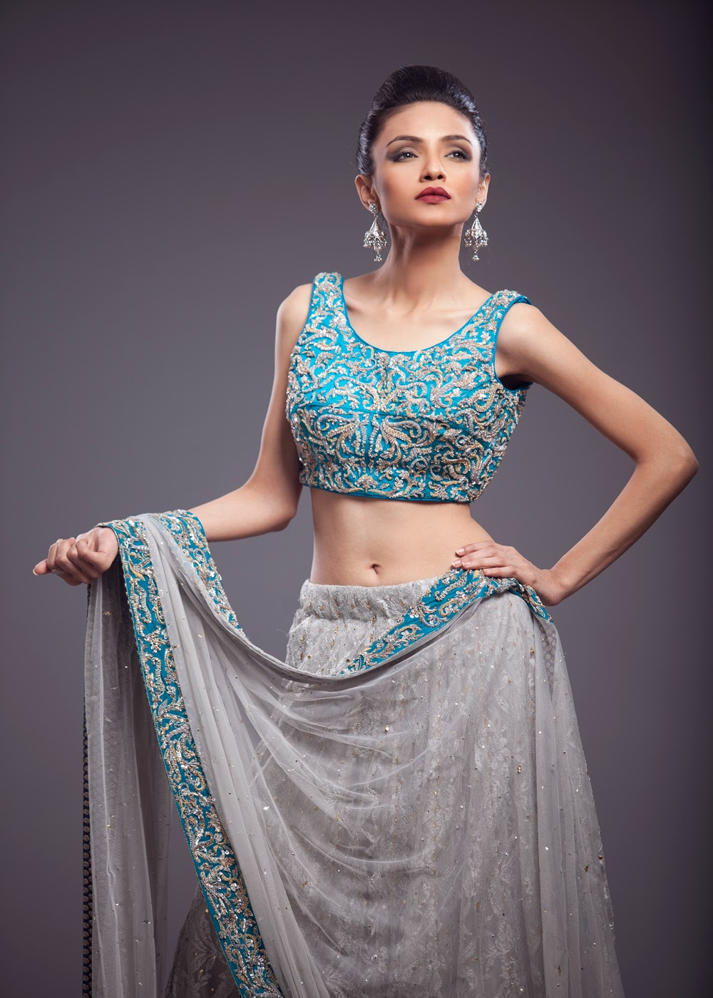 Ayesha Somaya bridal dress