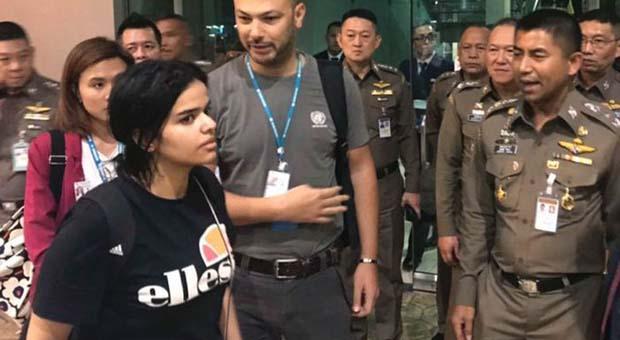 Permohonan Suaka Remaja Saudi ke Australia Belum Bisa Diputuskan