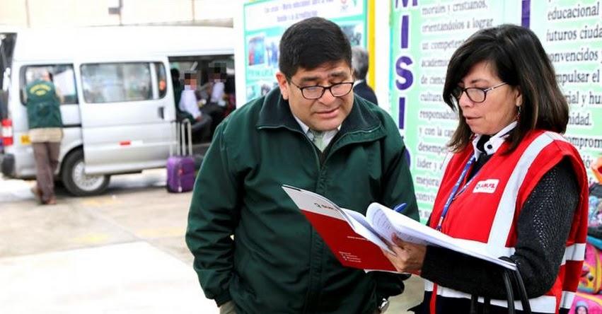 SUNAFIL detectó colegios particulares de Lima con trabajadores sin derechos laborales - www.sunafil.gob.pe