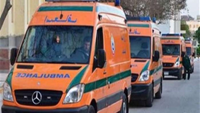 لقي شخصين مصرعهما وأصيب 14 آخرين  في شرم الشيخ.